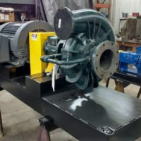 Cornell Pump with 150HP