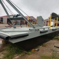 8' x 20' Workboat