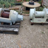 Two Pullmaster Winches