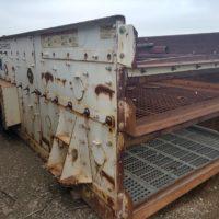 Terrex 6x20 3-Deck horizontal screen